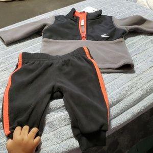 Carters Sweat Suit